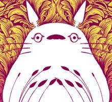 Totoro Victoriana Sticker