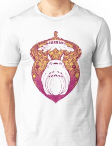 Totoro Victoriana Unisex T-Shirt