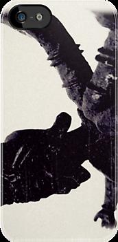 Kali phone case by Margaret Bryant