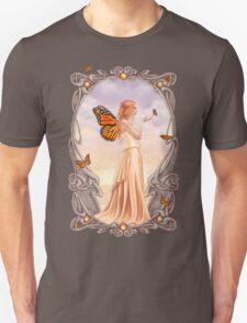 Citrine Birthstone Fairy T-Shirt