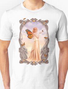 Citrine Birthstone Fairy Unisex T-Shirt