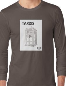 Tardis Ikea  Long Sleeve T-Shirt