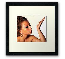 Shatara Framed Print