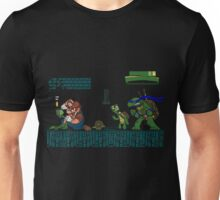 Leonardo Comes Home Unisex T-Shirt