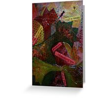 Spirit of Place: What You Seek No. 2 Greeting Card