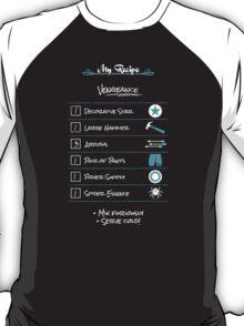 Recipe for Vengeance T-Shirt