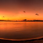 Montagu Bay Dawn, Nassau, Bahamas by Shane Pinder