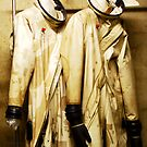 Radiation Suits by Sam Scholes
