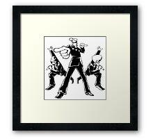Elite Beat Agents Framed Print