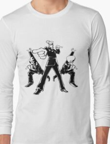 Elite Beat Agents Long Sleeve T-Shirt