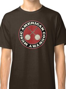 American Country music Classic T-Shirt