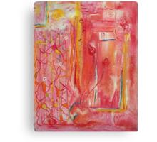 Aura of Spring Canvas Print