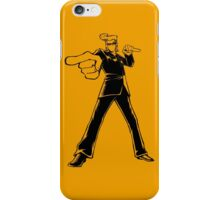 Agent J iPhone Case/Skin