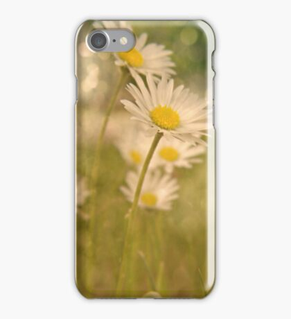 Sparkling Daisy IPhone Case iPhone Case/Skin