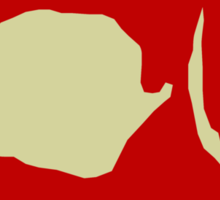I.O.U Sticker
