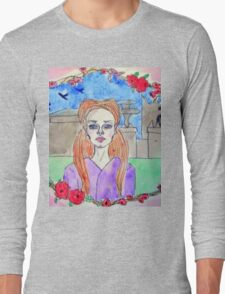 Sansa Stark Long Sleeve T-Shirt