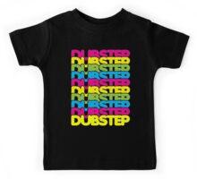 Dubstep (rainbow color) Kids Tee