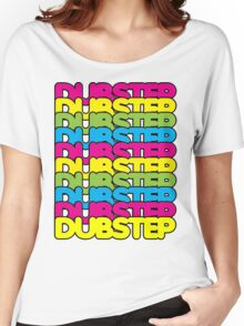 Dubstep (rainbow color) Women's Relaxed Fit T-Shirt