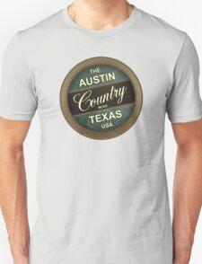 Austin Country Music Texas Unisex T-Shirt