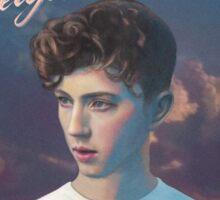 Troye Sivan Blue Neighbourhood Sticker