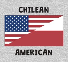 Chilean American One Piece - Long Sleeve