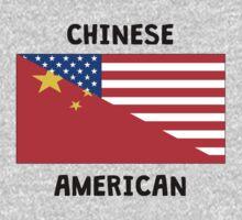 Chinese American Kids Tee