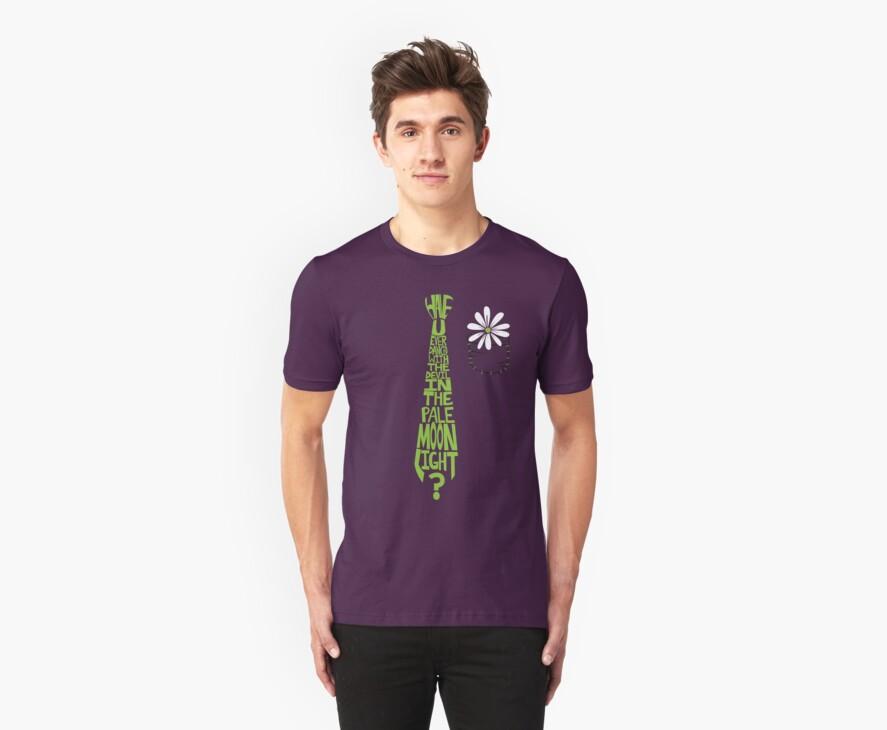Joker T-shirt by Staberella