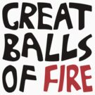 Great Balls of Fire (Keith Moon) by LamericaTees