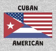 Cuban American Kids Tee
