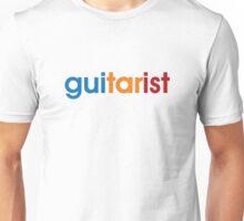 Guitarist Colorful Unisex T-Shirt