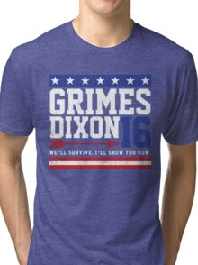 Grimes Dixon President 2016 Tri-blend T-Shirt