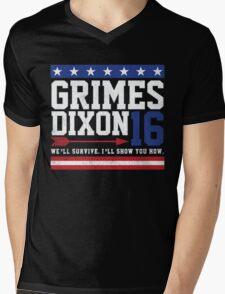 Grimes Dixon President 2016 Mens V-Neck T-Shirt