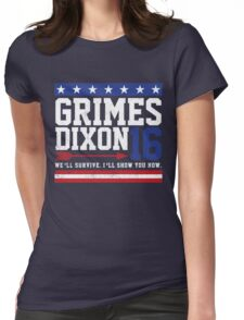 Grimes Dixon President 2016 Womens Fitted T-Shirt