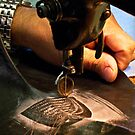 Making a Handmade Cowboy Boot by Linda Gregory