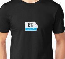 Cutters Race Lucky 13 Unisex T-Shirt