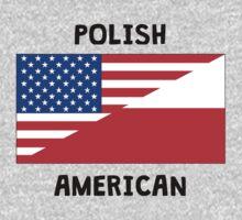 Polish American Kids Tee
