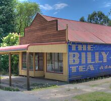 The Old Grocery Store, Carcoar, NSW by Adrian Paul