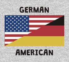 German American One Piece - Short Sleeve