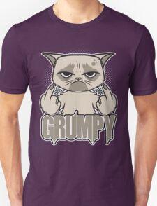 Grumpy Face T-Shirt