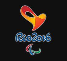 Paralympics, Rio 2016 Paralympic games T-Shirt