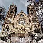 Cathedral of the Madeleine by Brian D. Campbell