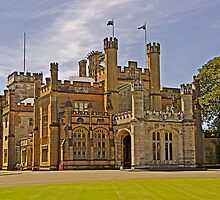 Government House, Sydney - A Colonial Blore by TonyCrehan