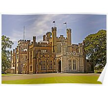 Government House, Sydney - A Colonial Blore Poster