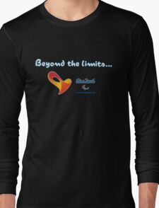 Paralympics, Rio 2016: Beyond the limits Long Sleeve T-Shirt