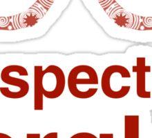 Spectrespecs Sticker