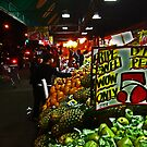 Fruit and Vegetable Stand, Brooklyn - New York City by michael6076
