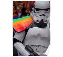 Even Stormtroopers Can Be Gay Poster