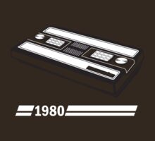 History of Gaming - Intellivision by emonegarand