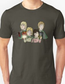 Return Of The King: The Hobbits T-Shirt