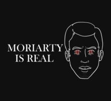 Moriarty Is Real by AimeeGallifrey
